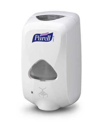 Dist Purell Tfx Auto Blanc 1200ml 2729 12